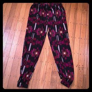 Veronica M Crazy Cute Design Pants Size XS